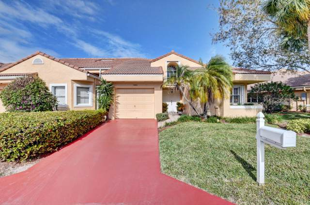 11001 Lakemore Lane C, Boca Raton, FL 33498 (MLS #RX-10595423) :: Lucido Global