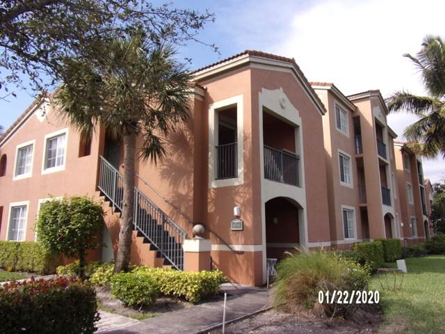 8070 N Nob Hill Road #208, Tamarac, FL 33321 (#RX-10595427) :: Ryan Jennings Group