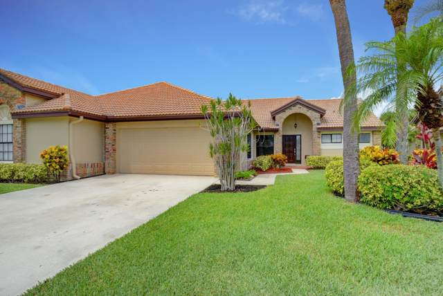 8195 Cassia Drive, Boynton Beach, FL 33472 (#RX-10595444) :: Ryan Jennings Group