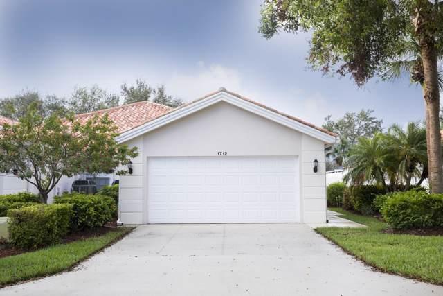 1712 SW Shady Lakes Terrace, Palm City, FL 34990 (#RX-10595486) :: Ryan Jennings Group