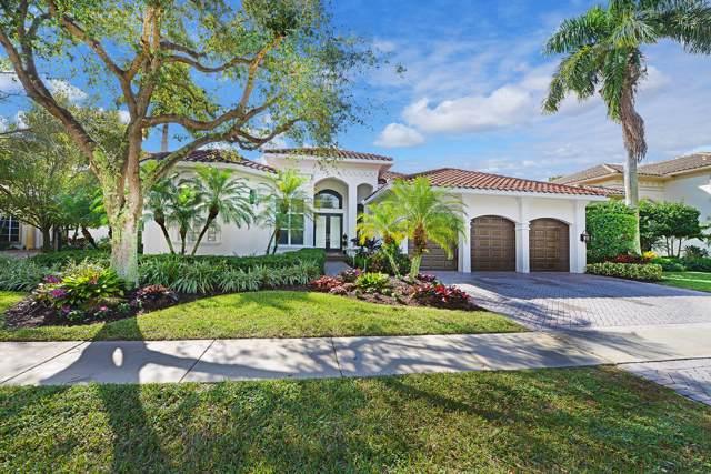 6109 Via Venetia S, Delray Beach, FL 33484 (#RX-10595498) :: Ryan Jennings Group