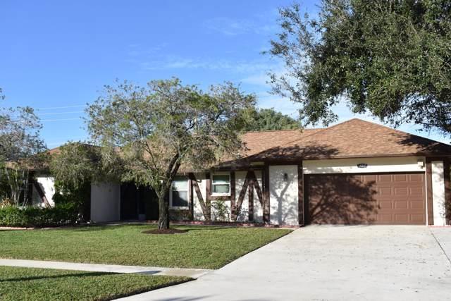 14885 Summersong Lane, Delray Beach, FL 33484 (#RX-10595503) :: Ryan Jennings Group