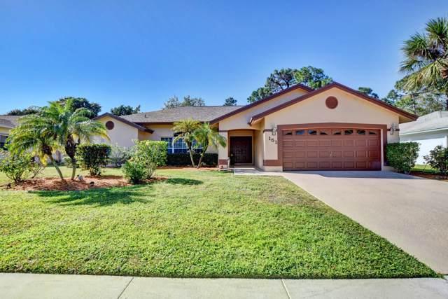 151 Saratoga Boulevard W, Royal Palm Beach, FL 33411 (#RX-10595531) :: Ryan Jennings Group