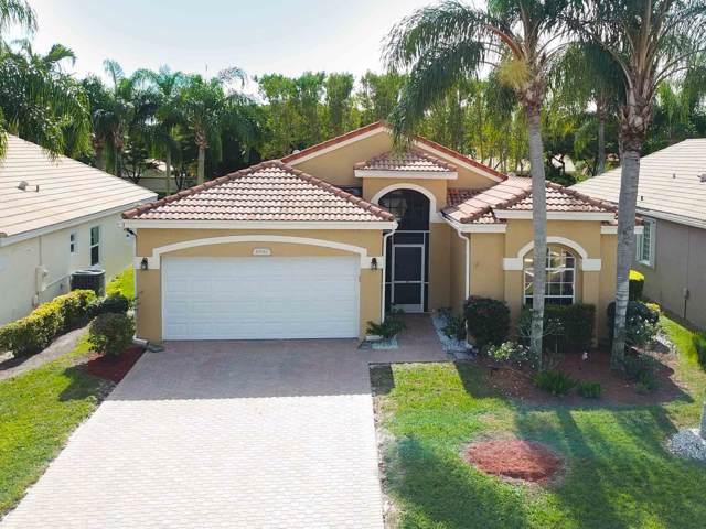 6942 Camille Street, Boynton Beach, FL 33437 (#RX-10595541) :: Ryan Jennings Group