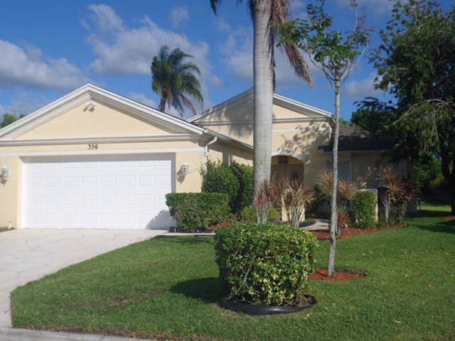 356 SW North Shore Boulevard, Port Saint Lucie, FL 34986 (#RX-10595575) :: Ryan Jennings Group