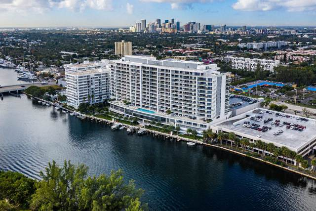 1180 N Federal Highway #1403, Fort Lauderdale, FL 33304 (#RX-10595605) :: Ryan Jennings Group