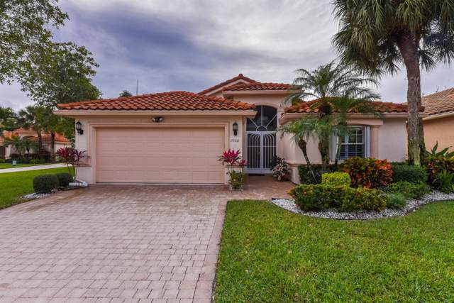 7088 Lombardy Street, Boynton Beach, FL 33472 (#RX-10595607) :: Ryan Jennings Group