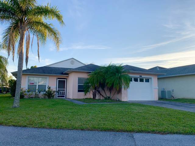 14151 Cisne Circle, Fort Pierce, FL 34951 (#RX-10595619) :: The Reynolds Team/ONE Sotheby's International Realty