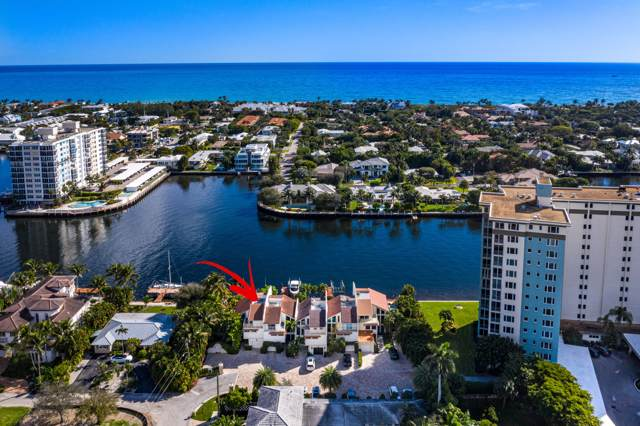 628 SE 5th Street Unit 1, Delray Beach, FL 33483 (#RX-10595623) :: Ryan Jennings Group