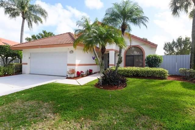 123 Executive Circle, Boynton Beach, FL 33436 (#RX-10595628) :: Ryan Jennings Group