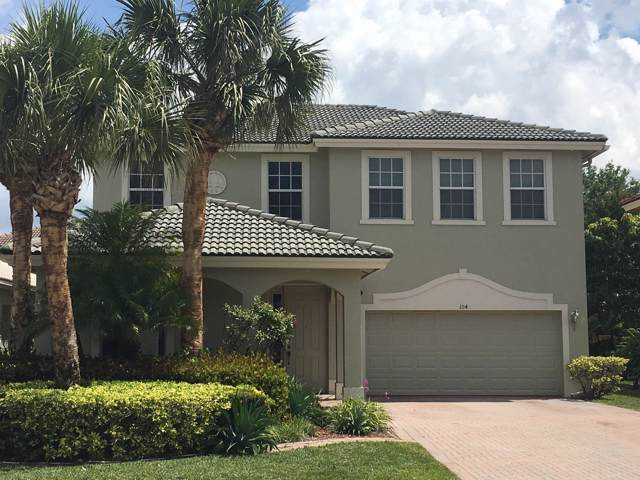 104 Sarona Circle, Royal Palm Beach, FL 33411 (#RX-10595652) :: Ryan Jennings Group