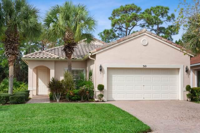 310 NW Alana Avenue, Port Saint Lucie, FL 34986 (#RX-10595667) :: Ryan Jennings Group