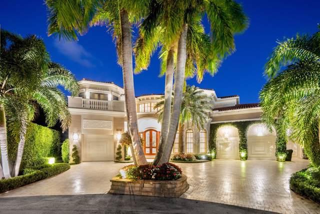 898 Glouchester Street, Boca Raton, FL 33487 (MLS #RX-10595670) :: Laurie Finkelstein Reader Team