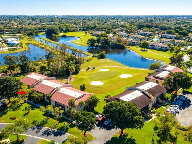 21219 Lago Circle 5C, Boca Raton, FL 33433 (#RX-10595685) :: Ryan Jennings Group