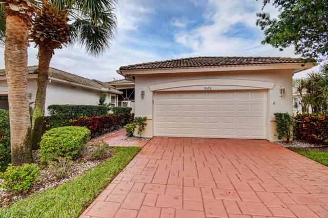 9575 Crescent View Drive N, Boynton Beach, FL 33437 (#RX-10595688) :: Ryan Jennings Group