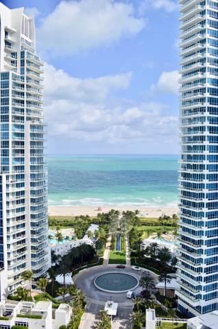 400 South Point Drive #2506, Miami Beach, FL 33139 (MLS #RX-10595696) :: Miami Villa Group