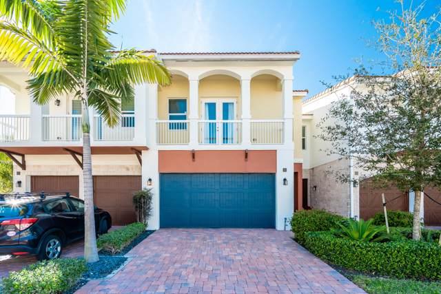 100 NW 69th Circle #45, Boca Raton, FL 33487 (#RX-10595699) :: Ryan Jennings Group