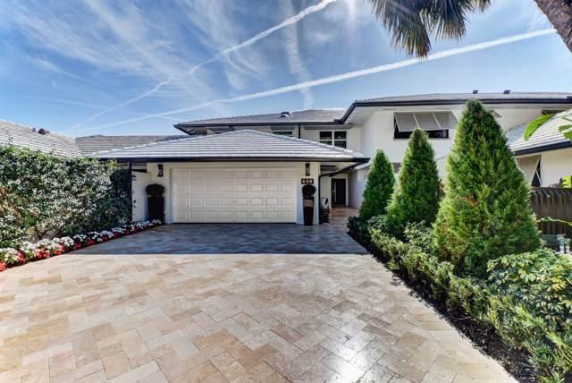 608 Boca Marina Court, Boca Raton, FL 33487 (#RX-10595805) :: Ryan Jennings Group