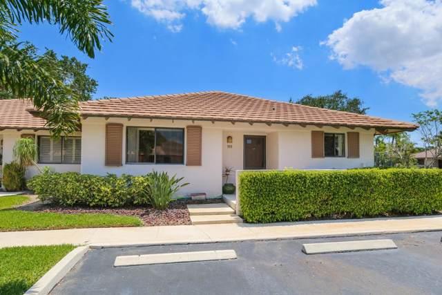 111 Club Drive, Palm Beach Gardens, FL 33418 (#RX-10595819) :: The Reynolds Team/ONE Sotheby's International Realty
