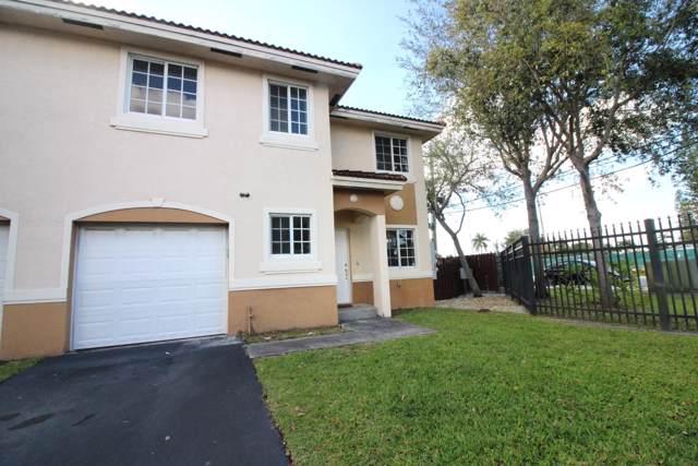 212 NE 3 Street #1, Hallandale Beach, FL 33009 (#RX-10595825) :: Ryan Jennings Group