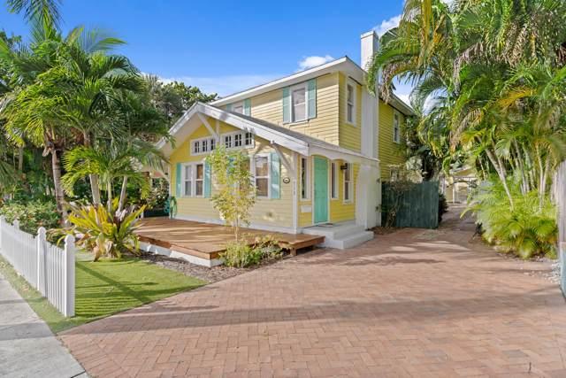 715 Palm Street, West Palm Beach, FL 33401 (#RX-10595848) :: Ryan Jennings Group