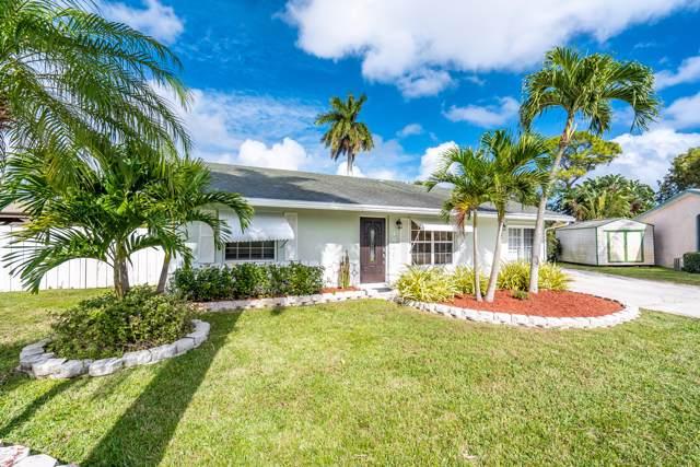 4985 Collesium Drive, Lake Worth, FL 33463 (MLS #RX-10595898) :: Castelli Real Estate Services