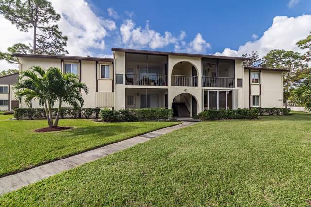3531 Pine Tree Court D-1, Greenacres, FL 33463 (#RX-10595925) :: Ryan Jennings Group