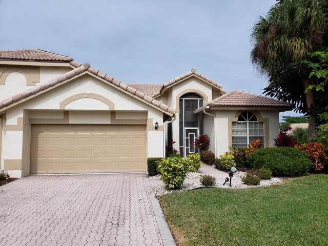 7060 Ashford Lane, Boynton Beach, FL 33472 (#RX-10595973) :: Ryan Jennings Group