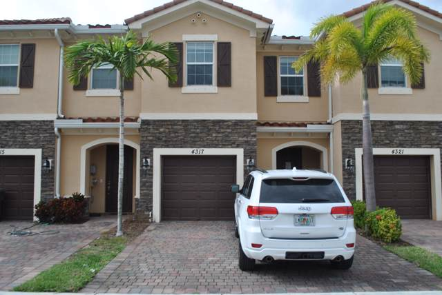 4317 Brewster Lane, West Palm Beach, FL 33417 (#RX-10596022) :: The Reynolds Team/ONE Sotheby's International Realty