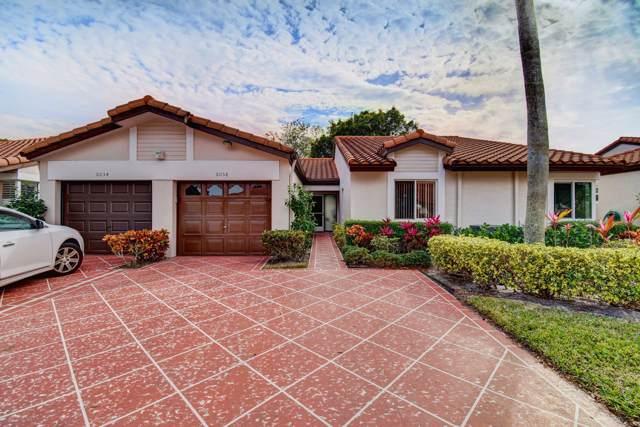 6058 Sunny Manor Court, Delray Beach, FL 33484 (#RX-10596055) :: Ryan Jennings Group
