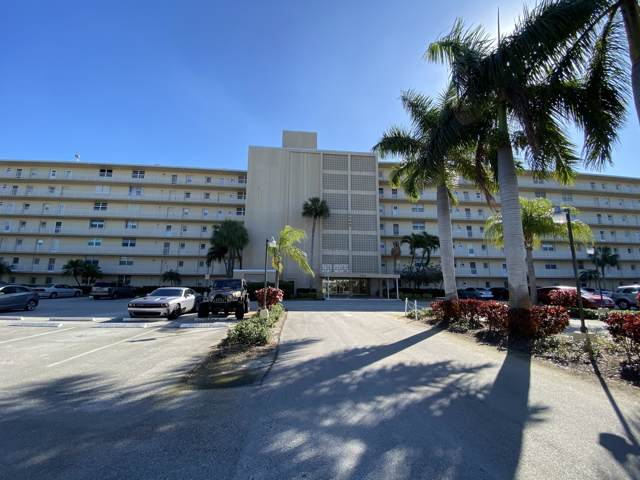 5500 NW 2nd Avenue #224, Boca Raton, FL 33487 (#RX-10596070) :: Ryan Jennings Group