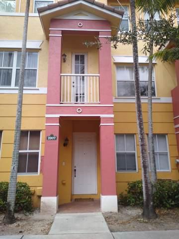 2907 Shoma Drive, Royal Palm Beach, FL 33414 (#RX-10596129) :: Ryan Jennings Group