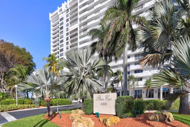 4300 N Ocean Boulevard 18A, Fort Lauderdale, FL 33308 (#RX-10596131) :: Ryan Jennings Group