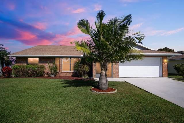 145 SE Lakehurst Drive, Port Saint Lucie, FL 34953 (#RX-10596134) :: Ryan Jennings Group