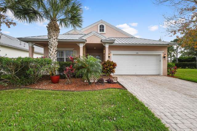 145 NW Willow Grove Avenue, Port Saint Lucie, FL 34986 (#RX-10596185) :: Ryan Jennings Group