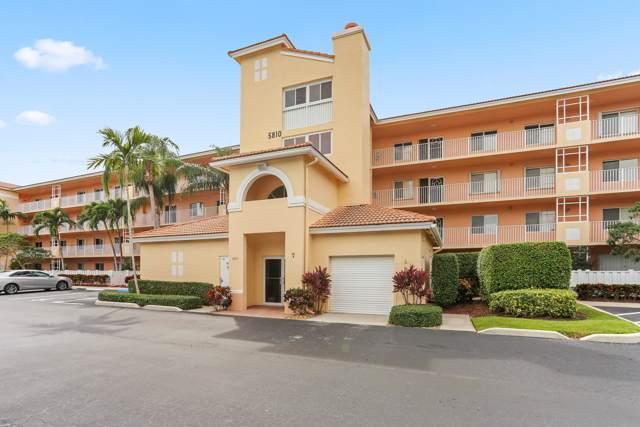 5810 Crystal Shores Drive #207, Boynton Beach, FL 33437 (#RX-10596186) :: Ryan Jennings Group