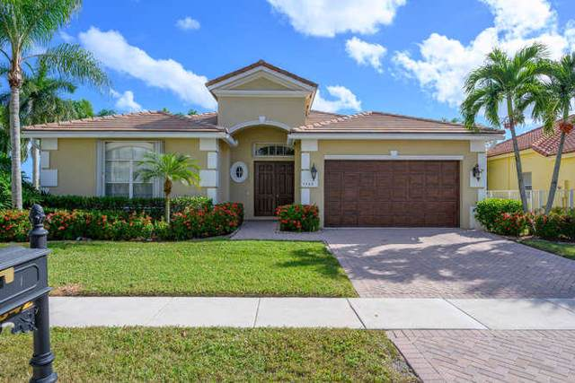 7042 Houlton Circle, Lake Worth, FL 33467 (#RX-10596191) :: Ryan Jennings Group