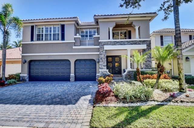 9564 Cobblestone Creek Drive, Boynton Beach, FL 33472 (#RX-10596214) :: Dalton Wade