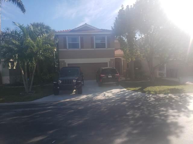 6144 Savannah Way, Lake Worth, FL 33463 (#RX-10596233) :: Ryan Jennings Group