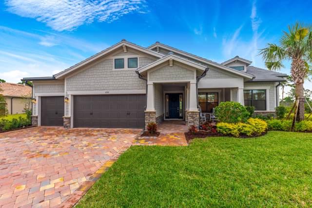 693 SW Pristine Drive, Palm City, FL 34990 (#RX-10596243) :: Ryan Jennings Group