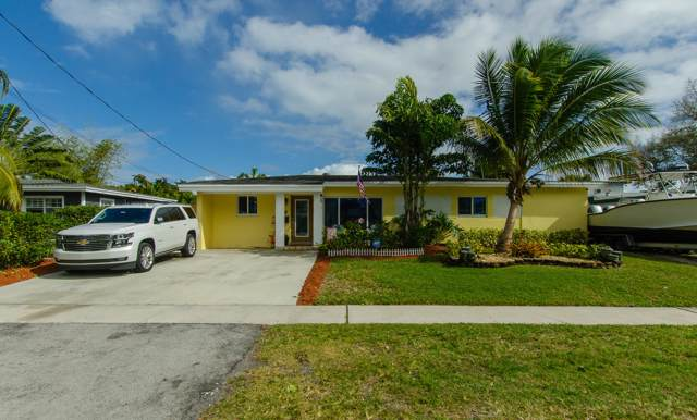 1720 SW 22nd Avenue, Fort Lauderdale, FL 33312 (#RX-10596246) :: Ryan Jennings Group