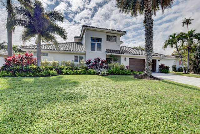 840 Malaga Drive, Boca Raton, FL 33432 (#RX-10596284) :: Ryan Jennings Group
