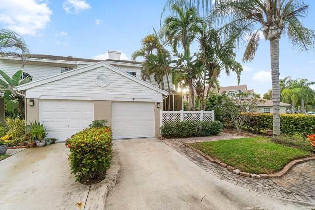 9064 Boca Gardens Parkway F, Boca Raton, FL 33496 (#RX-10596308) :: Ryan Jennings Group