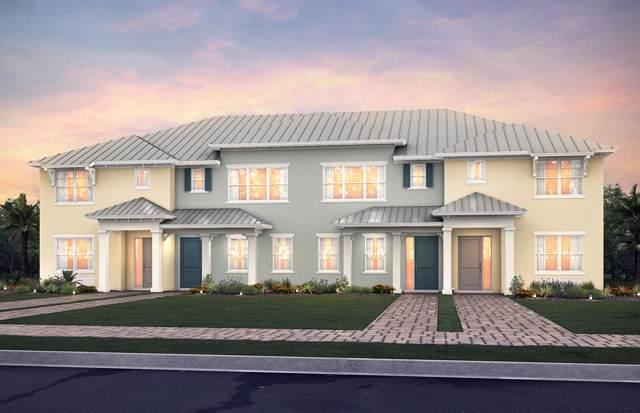 1190 Eucalyptus Drive #5, Hollywood, FL 33021 (#RX-10596325) :: Ryan Jennings Group