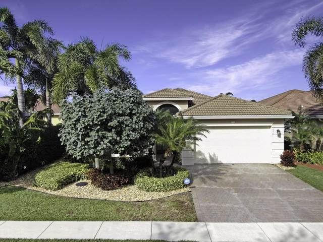 6761 Watertown Drive, Boynton Beach, FL 33437 (#RX-10596332) :: Ryan Jennings Group