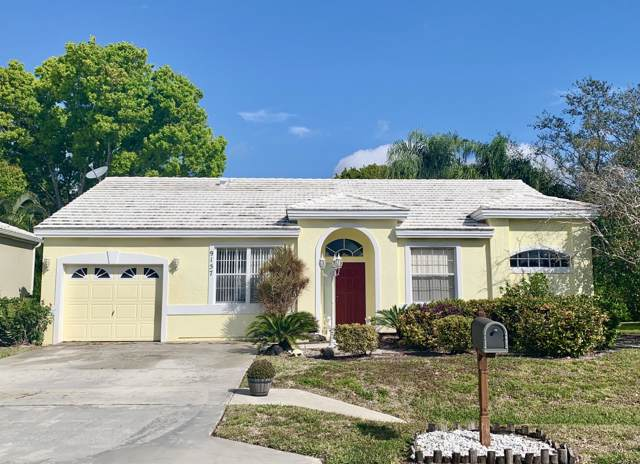 9157 SE Deerberry Place, Tequesta, FL 33469 (#RX-10596333) :: Ryan Jennings Group