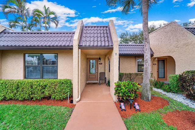 111 Lake Nancy Drive #111, West Palm Beach, FL 33411 (MLS #RX-10596397) :: The Jack Coden Group