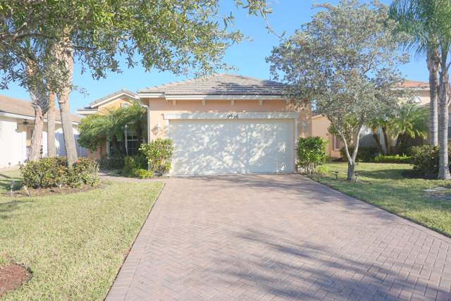 9956 SW Chadwick Drive, Port Saint Lucie, FL 34987 (MLS #RX-10596399) :: The Jack Coden Group