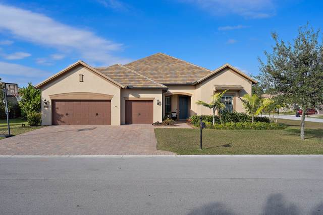 4560 SW Gossamer Circle, Palm City, FL 34990 (#RX-10596517) :: Ryan Jennings Group