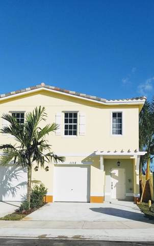 1112 NW 40th Terrace, Lauderhill, FL 33313 (#RX-10596523) :: Ryan Jennings Group